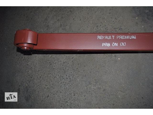 купить бу рессора Renault Premium Рено Премиум передний 2-листовой комплект в Одессе