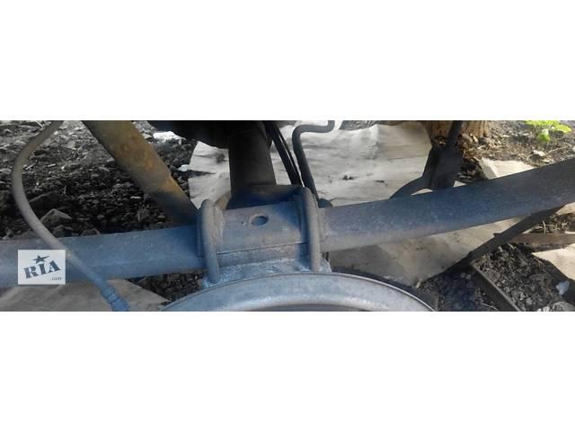 Рессора, ресора задняя, задня Mercedes Sprinter 906 903 ( 2.2 3.0 CDi) 215, 313, 315, 415, 218, 318 (2000-12р)- объявление о продаже  в Ровно