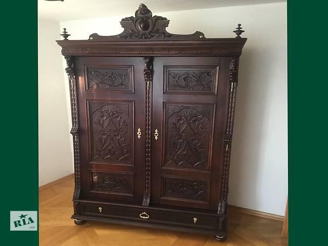 бу Реставрация антикварной мебели в Черновцах