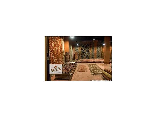 бу Реставрация антикварных ковров ручной работы в Киеве