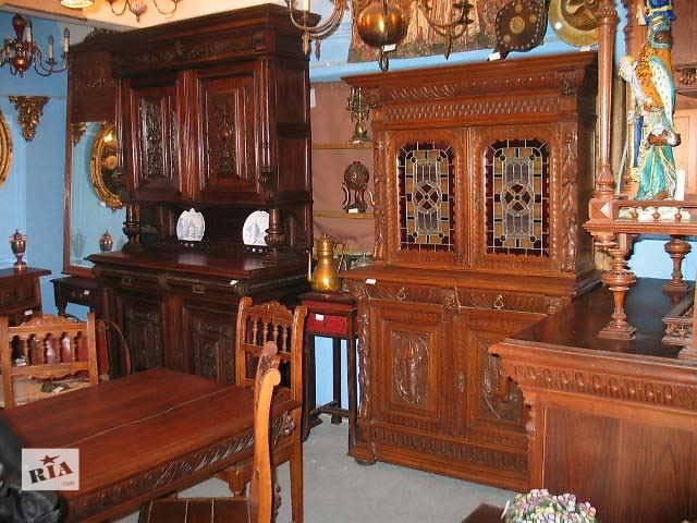 бу Реставрация мебели из натурального дерева и других материалов в Виннице