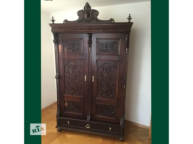 продам Реставрация и ремонт антикварной мебели  бу в Черновцах