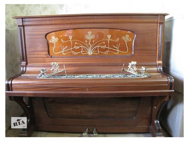 купить бу Реставрация пианино и роялей Киев в Киеве