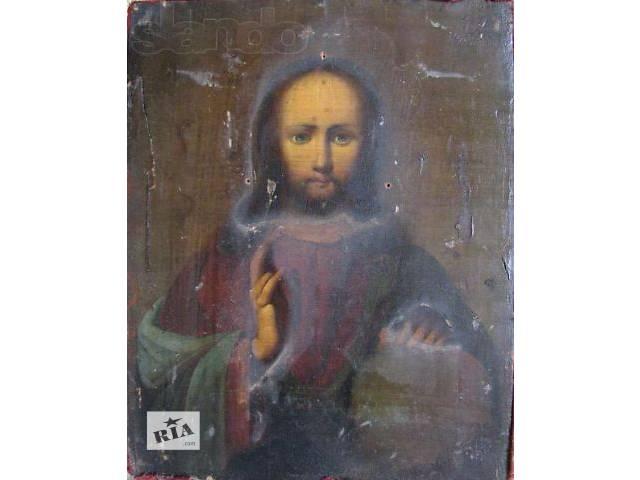 Реставрация старинных икон и картин- объявление о продаже  в Киеве