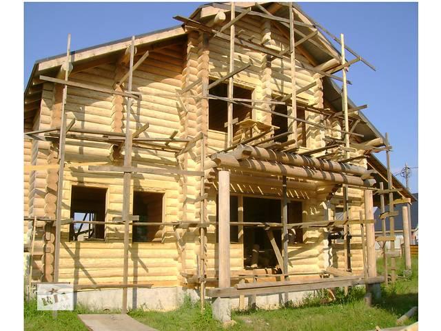 Рестоврация деревянных срубов Ивано-Франковская область- объявление о продаже   в Украине