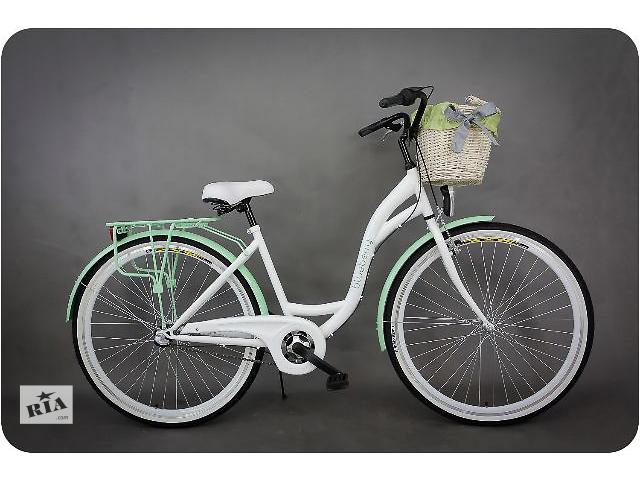 Ретро велосипед новый дамский- объявление о продаже  в Киеве