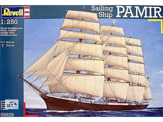 продам Revell 05629 Sailing Ship Pamir (Парусный корабль «Памир») бу в Запорожье