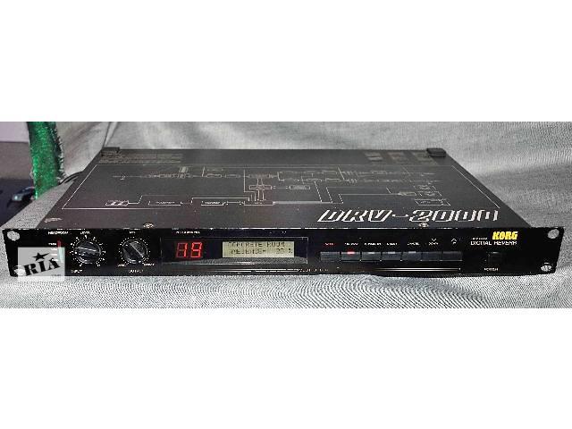 купить бу Ревербератор Korg DRV-2000 в Львове