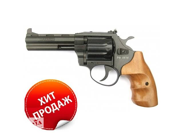 купить бу Револьвер ЛАТЭК Safari РФ-441М (Бук) в Запорожье