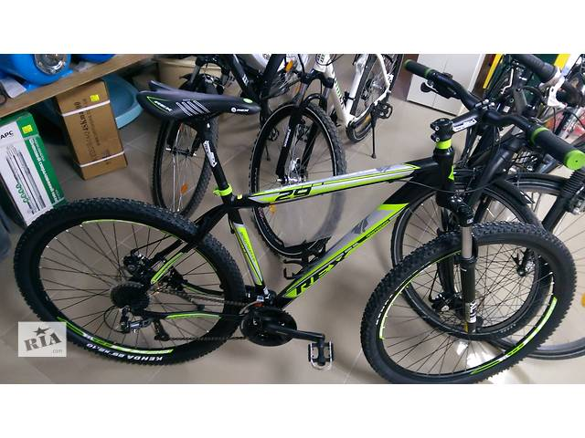 продам  REX Bike Bergsteiger 2.01 Найнер на 29-тых колесах)  бу в Виннице