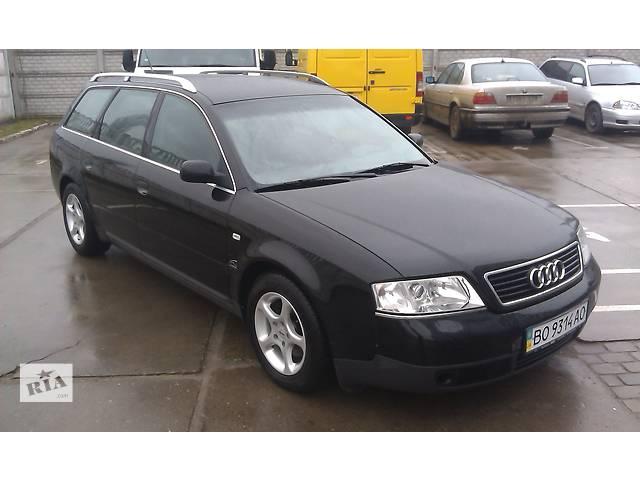 купить бу Рейлинги для легкового авто Audi A6 С5   98-05 г. в Костополе