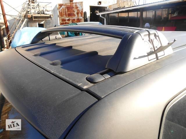 бу  Рейлинги крыши Volkswagen Touareg Фольксваген Туарег 2003-2009г. в Ровно