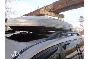 Рейлинги крыши Toyota Land Cruiser Prado