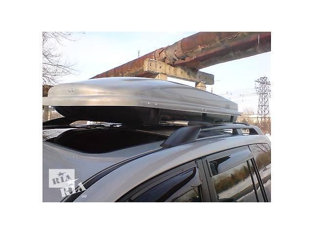 продам Рейлинги для Toyota Land Cruiser Prado бу в Луцке