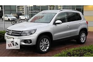 Новые Рейлинги Volkswagen Tiguan