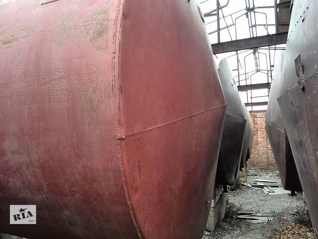 бу Резервуар сталевий горизонтальний РГС 25 м3 в Виннице