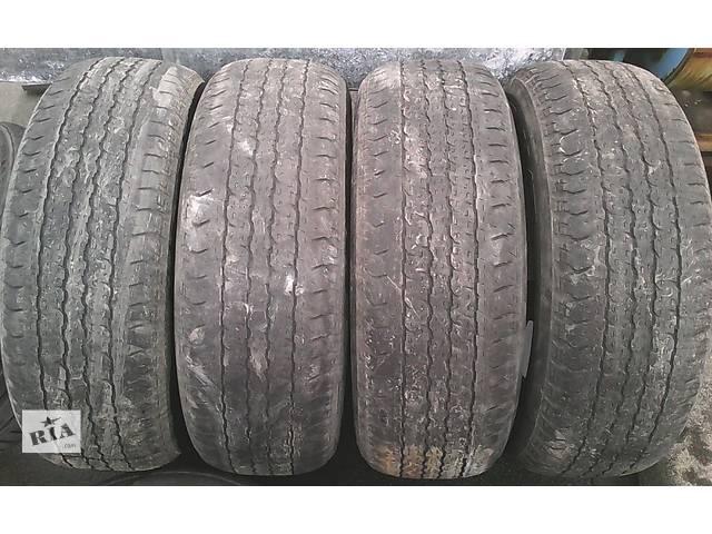 бу Резина 265/65 R17 - Bridgestone Dueler HT 840 - комплект в Киеве