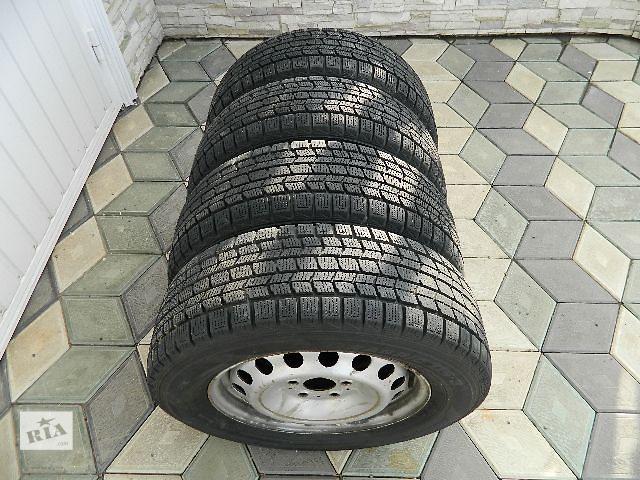купить бу резина с дисками на  Mercedes Vito 215.65.16 в Черновцах