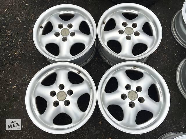 продам RIAL r15 5x110 Opel Astra, Combo, Corsa, Meriva, Omega, Vectra, Zafira бу в Львове