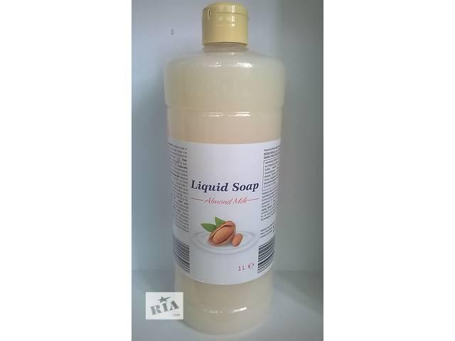 продам Рідке мило Liquid soap Milk & Silk 1л. США бу в Ужгороде