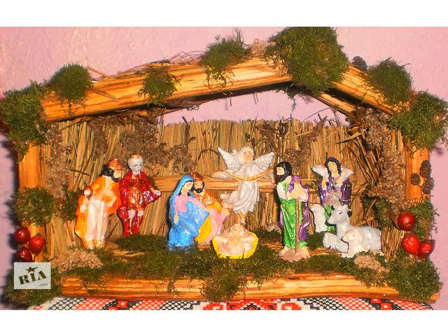 Рождественские шопки вертепы- объявление о продаже  в Львове