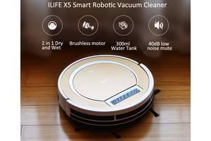 Новые Роботы-пылесосы