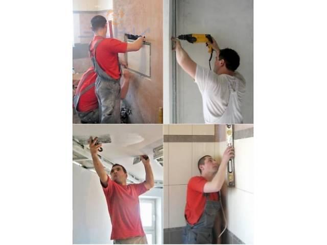 продам Робота!Потрібні мастера універсали для внутріньої отделки квартир. бу  в Украине