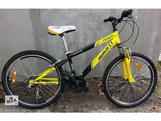 """продам Продам велосипед AVANTI DAKAR 24"""" бу в Харькове"""