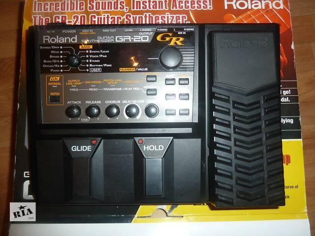 купить бу Roland GR-20 Гитарный синтезатор в Донецке