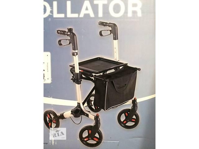 Роллер/ходунки для взрослых/пожилых/инвалидов из Германии- объявление о продаже   в Украине