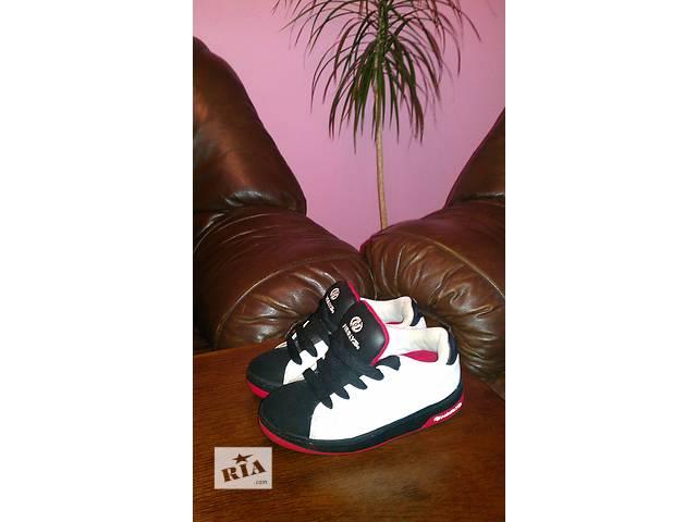 продам Роликовые кроссовки Heelys бу в Долине