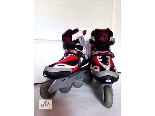 купить бу Ролики Rollerblade spark 4.0 (41 размер / 26,5 см) в Мукачево