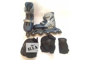 Ролики (роликовые коньки) + защита + перчатки + сумка - Все размеры и цвета!!