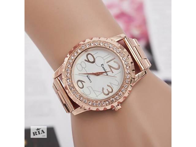 продам  Роскошные женские кварцевые часы бу в Херсоне