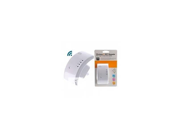 бу Роутер Wi-Fi Reapeater LV-WR 01 белый в Одессе