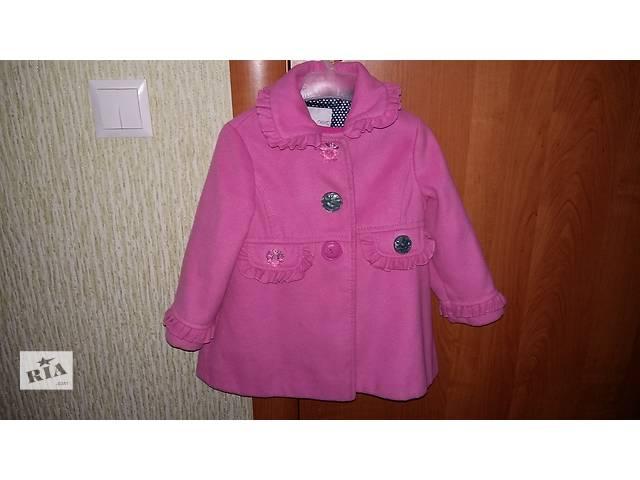 купить бу Розовое пальтишко  в Киеве