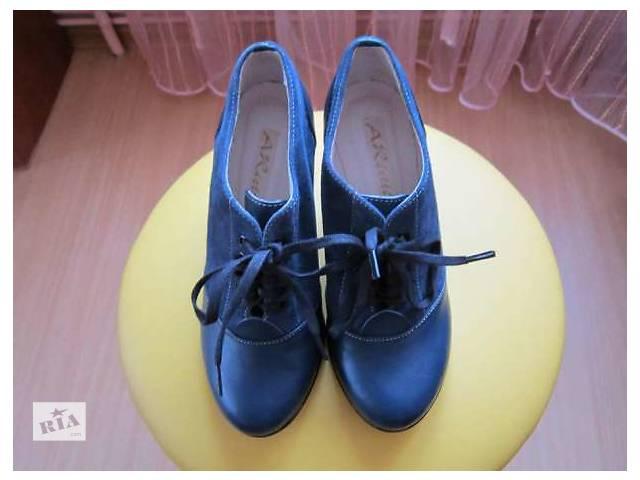 бу Распродажа+подарок! Женские туфли (сапожки-ботиночки) в Тернополе