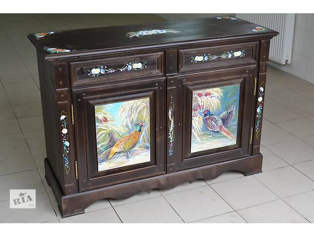 купить бу роспись мебели под заказ в Тернополе