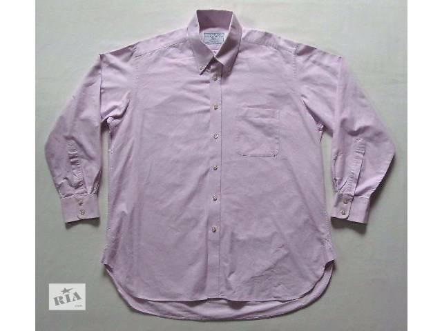 купить бу Рубашка Charles Tyrwhitt! L, Хлопок! Как Новая!!!  в Ратным