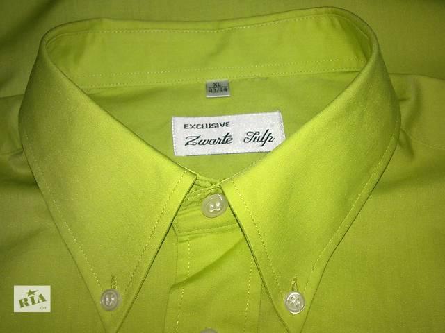 Рубашка Германия 55%коттон, ХXLр.сток.- объявление о продаже  в Каменец-Подольском