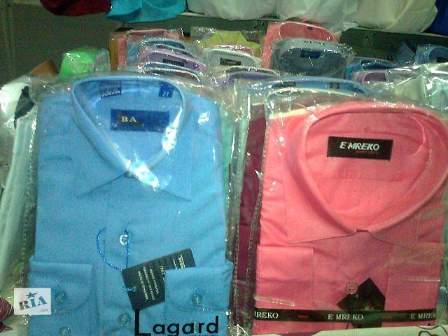 продам Рубашка классическая,разные цвета,рубашка в садик,на утренник,рубашка в школу. бу в Киеве