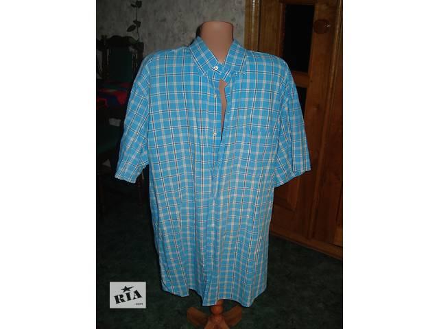 купить бу Рубашка мужская в клеточку в Харькове