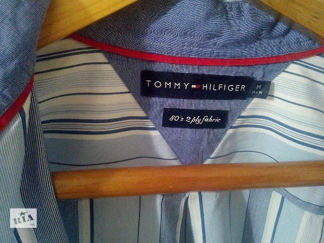 продам Рубашка Tommy Hilfiger 80's 2 plu fabric - НОВАЯ бу в Днепре (Днепропетровске)