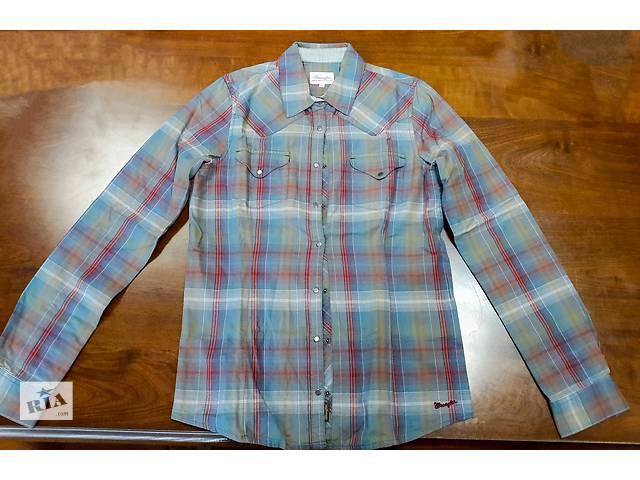 купить бу Продаю женскую рубашку Wrangler в Киеве
