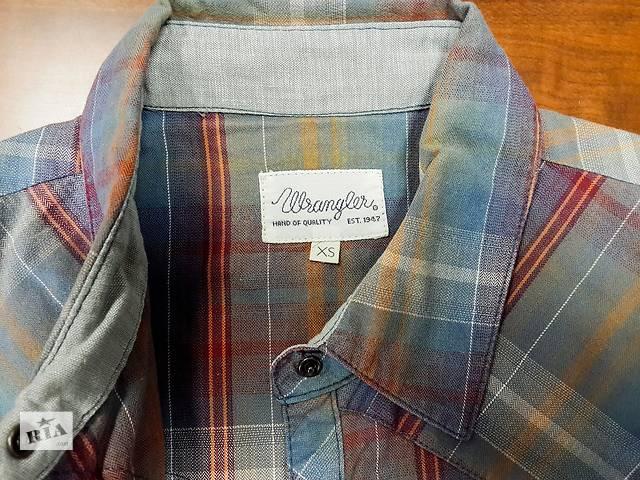 бу Продаю женскую рубашку Wrangler в Киеве