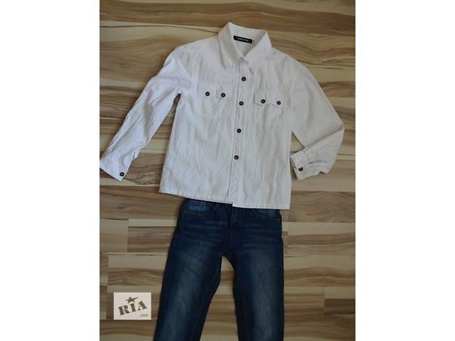 купить бу Рубашки на мальчика 122-128 в Одессе