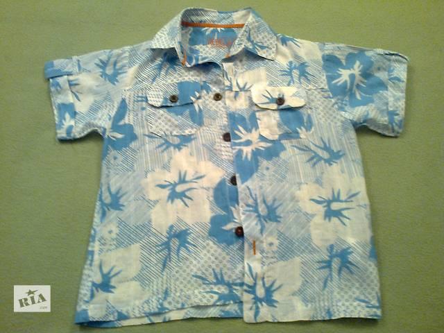 бу Рубашки шведки для мальчика разные в Запорожье