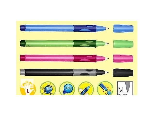 продам Ручка для левшей и правшей STABILO LEFTRIGHT 6318 шариковая бу  в Украине