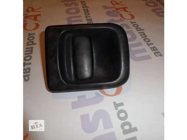 бу Ручка двери наружна на Рено Мастер Renault Master Опель Мовано Opel Movano 2003-2010 в Ровно