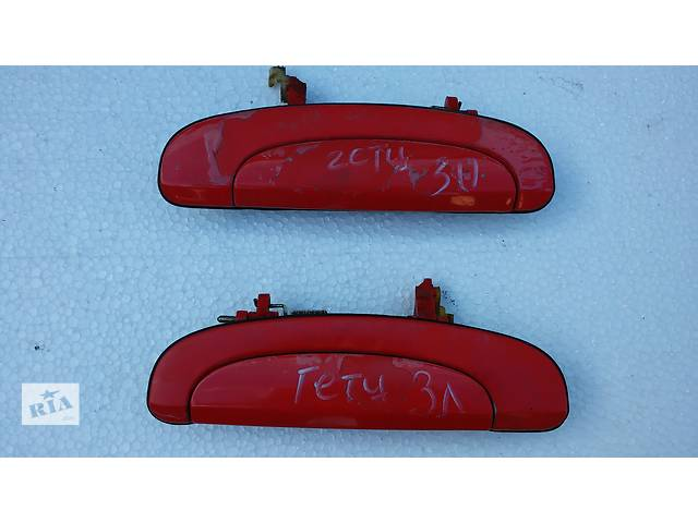 продам  Ручка двери наружная задняя для легкового авто Hyundai Getz бу в Тернополе